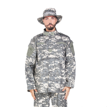 HAN WILD Multicam Black Military Uniform Camouflage Suit Tatico Tactical Military Camouflage Airsoft Paintball Equipment Clothes 5