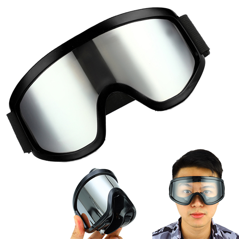Outdoor Windproof Skiing Glasses Professional Ski Goggles Double Layers Lens Anti-fog Men Women Snow Goggles 11 Colors