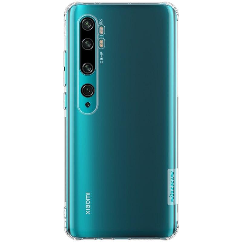 TPU Case For Xiaomi Mi Note 10 Note10 Pro Nature Transparent Soft Back Cover For Xiaomi CC9 Pro Mi 10 Case Silicone
