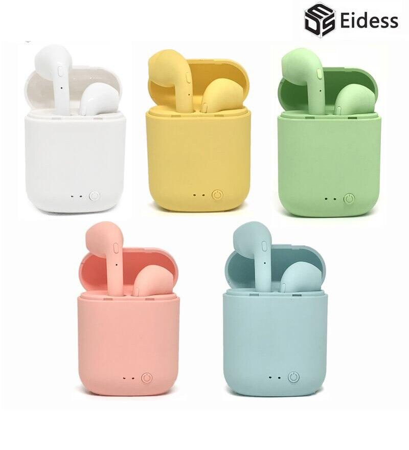 O novo tws mini-2 pk i9s i7s i12s sem fio fone de ouvido bluetooth 5.0, esportes fone de ouvido com microfone, adequado para iphone xiaomi