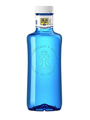 Solan De Cabras - Natürliches Mineralwasser, Still - 3 X 5L