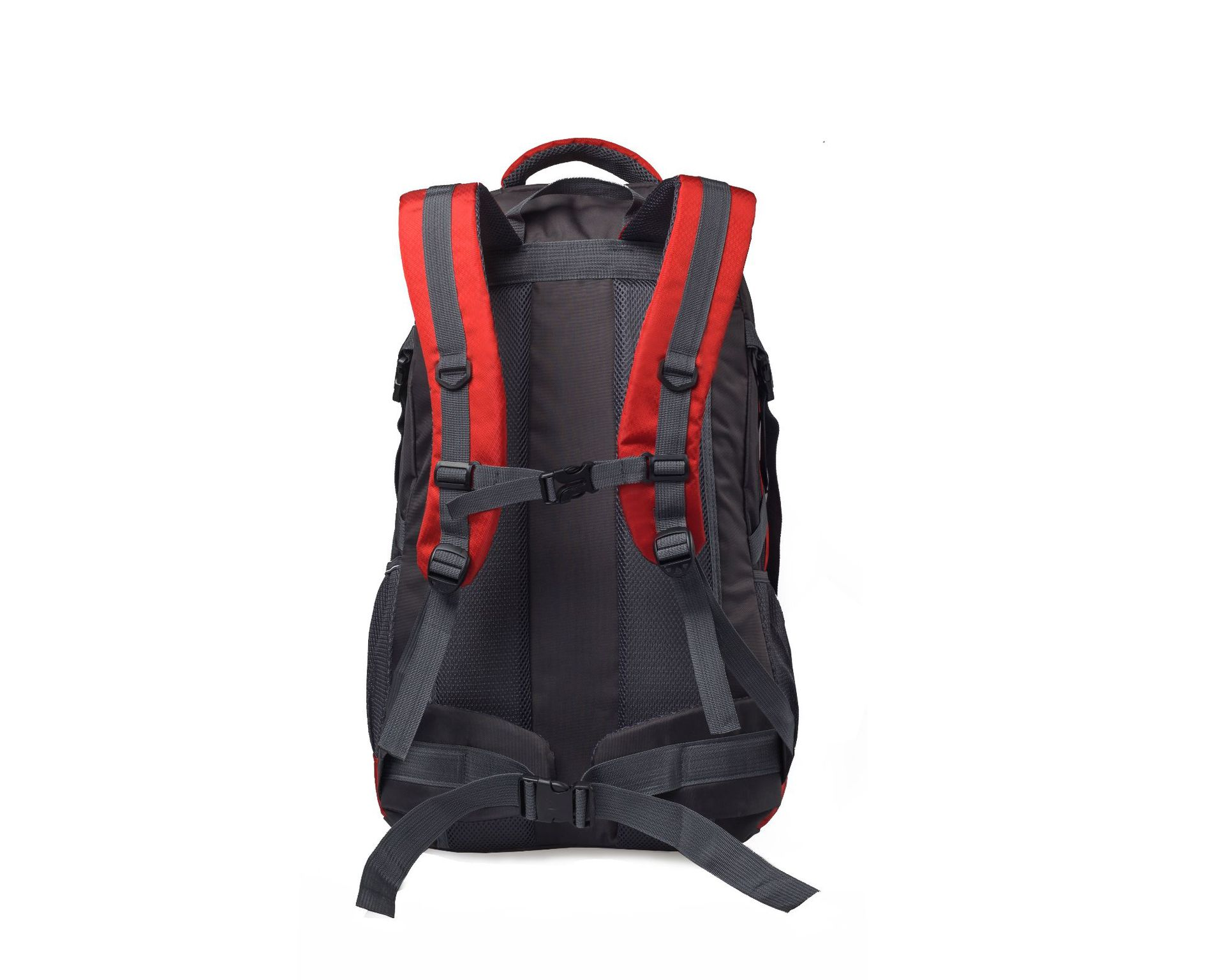 Outdoor Sports Backpack Large Capacity Anti Spillage 60L Mountaineering Bag Hiking Backpack
