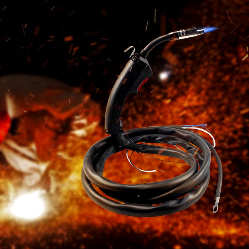 home improvement : Welding Torch Hose CGA600 1 5M  5Ft  Hose and Belt Hook for MAPP Torch Extension Kit