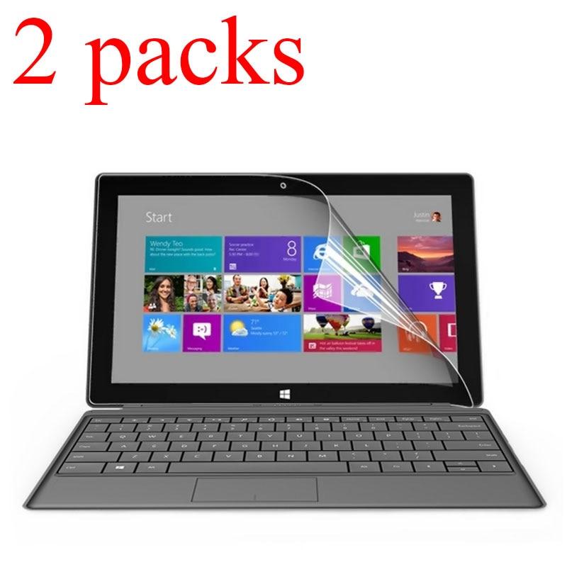 Protecteur décran pour Microsoft Surface ordinateur portable 1 2 3 Laptop2 1st 2nd 13.5 15 pouces TAB Laptop3 tablette Film de protection