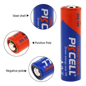 Image 5 - 24PCS PKCELL 12v battery 27a MN27 27A L828 A27 l828 12 v battery Super Alkaline batteries For Doorbell Remote Control