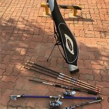 Сумка для рок-рыбалки 1,2/1,25 м, 90 см, сумка для удочки, большая сумка для живота, сумка для рыбалки, сумка для удочки, Жесткий Чехол, сумка для удочки