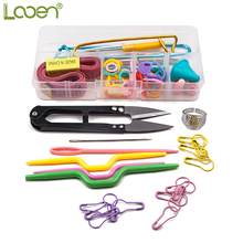 58 Pcs small accessories kit household sewing crochet crafts magic accessory knitting supplies craft