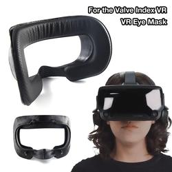 Irtual Reality okulary VR oddychająca maska na oczy VR okulary na indeks Valve VR oft z pianki memory Face Foam wymiana ochrona oczu