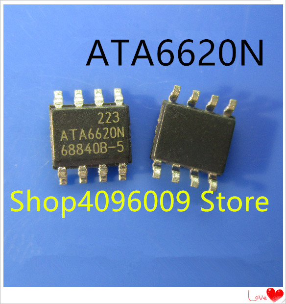 NEW 10PCS/LOT ATA6620N ATA6620 SOP-8