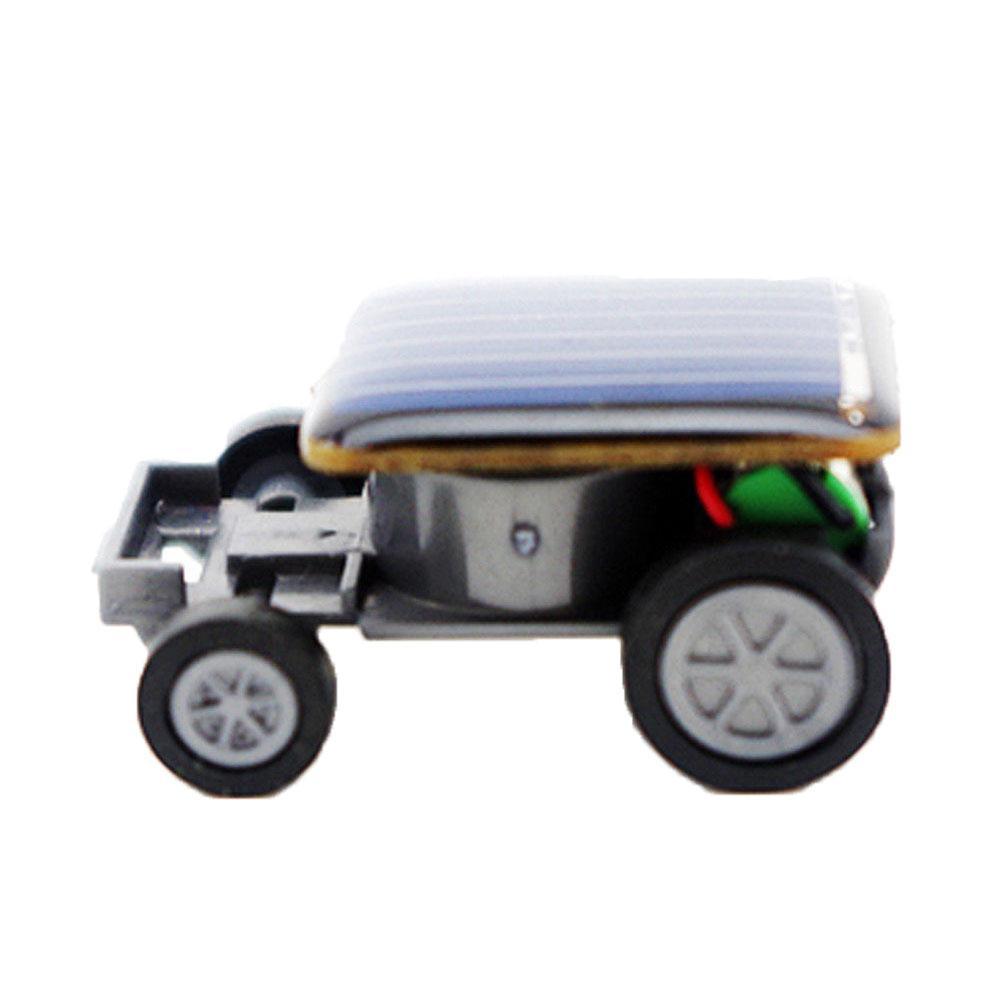 2020 Hot Sale Mini Sunlight Solar Powered Robot Racing Racer Car Auto Fun Gadget For Kids Gift New Mini Children Solar Toy Gift