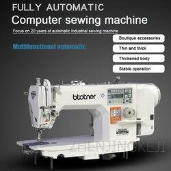 Voll Automatische Industrie Nähen Maschine Automatische Multifunktions Steppstich-nähmaschine Stich Auto Elektrische Nähmaschine