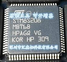 5pcs/lot STM8S208MBT6B STM8S208MBT6 5pcs lot vt6108s vt6108