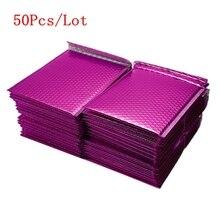 50 Teile/los Verschiedenen Spezifikationen Vergoldung Papier Blase Umschläge Taschen Werbungen Aufgefüllte Versand Umschlag Blase Mailing Tasche