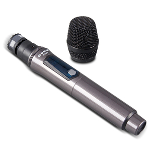 Image 2 - G MARK X220U UHF Wireless Microphone Recording Karaoke microphone Handheld with rechargeable lithium battery Receiver