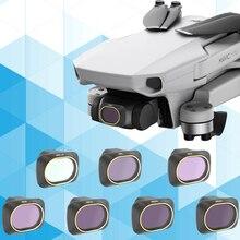 Filtr kamery UV CPL C PL Polar ND4/ND8/ND16/ND32 neutralna gęstość filtry osłona obiektywu dla DJI Mavic Mini akcesoria do aparatu