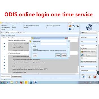 ODIS Online Coding Account Login for Audi Software Installation 4.3.3 for VAS Diagnostic Interface VAS5054A 4.4.1 VAS6154 недорого