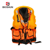 Special Water Rescue Life Jacket Inflatable Life Jacket Professional Production Custom Processing