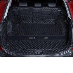 Lsrtw2017 Bagagliaio di Un'auto in Pelle Mat Cargo Liner per Toyota Rav4 2019 2020 2021 Xa50 Accessori Tappeto Tappeto di Avvio Auto Interni