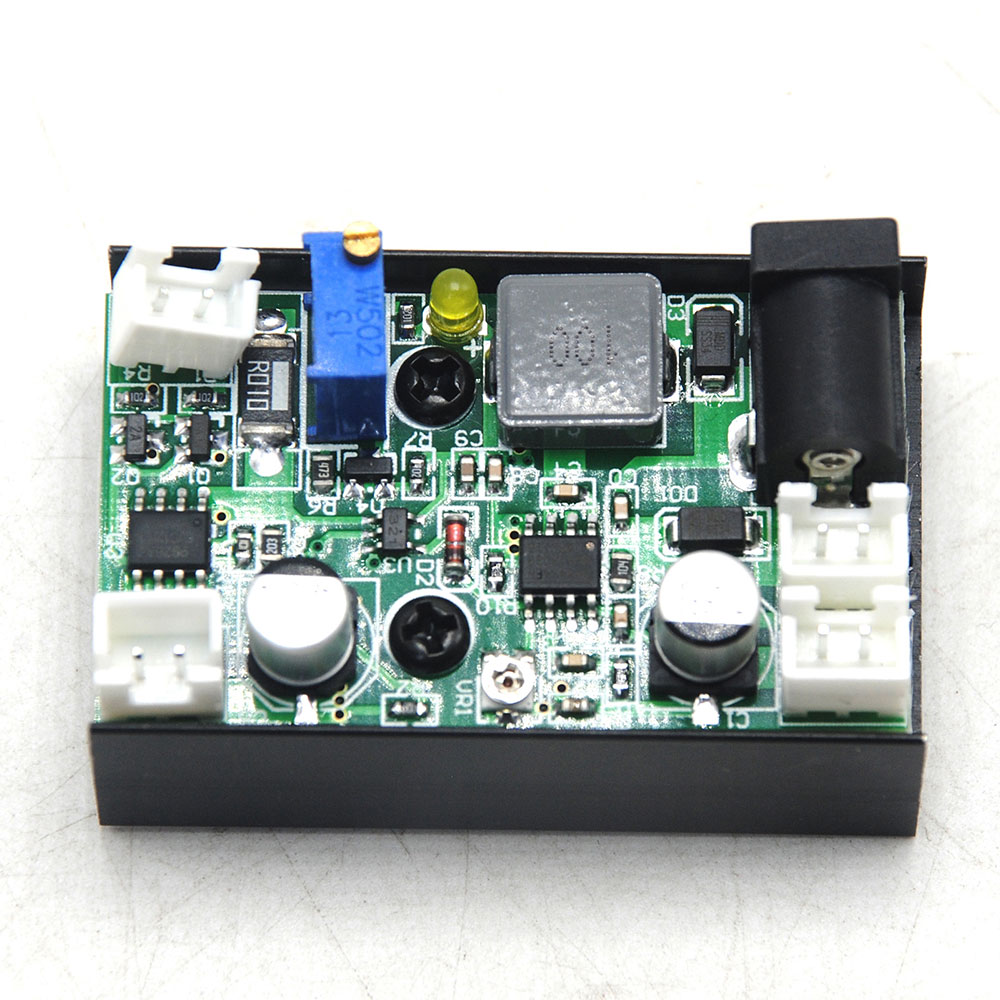3W 3.5W 4W 4A Circuit Power Driver Board For 405nm 450nm 515nm 520nm Blue Green Laser Diode TTL