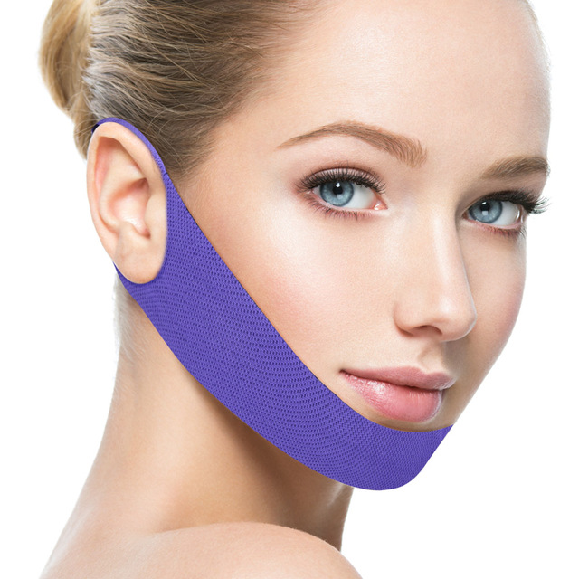 Firming Facial Mask Skin Lift Tools Anti Cellulite V Face Lifting Mask
