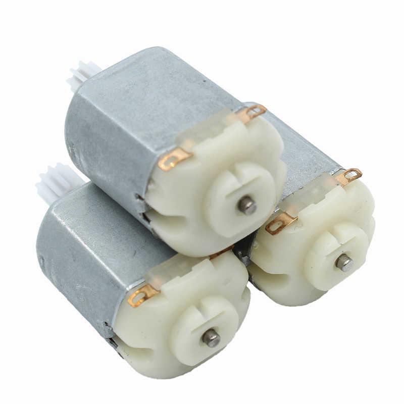 무료 배송 3Pcs/ 130 소형 DC 모터 3 ~ 5V 소형 모터 4 륜 모터 소형 + (기어 패키지 3pcs)