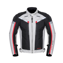 Protective Reflective Motorcycle Jackets Waterproof Windproof Moto Coat Road MTB Riding Body Protection Racing Motocross Armor duhan motorcycle racing jackets body armor protective moto jacket motocross off road dirt bike riding windproof jaqueta clothing