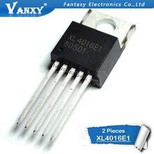 2PCS XL4016E1 TO220-5 XL4016 TO220 4016E1