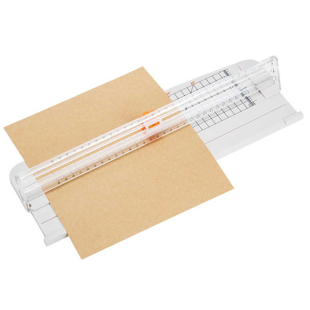 Fashion Popular A4 Precision Paper Photo Trimmers Cutter Scrapbook Trimmer Lightweight Cutting Mat Machine
