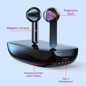 Image 5 - TWS стереонаушники BE36 с поддержкой Bluetooth 5,0 и сенсорным управлением