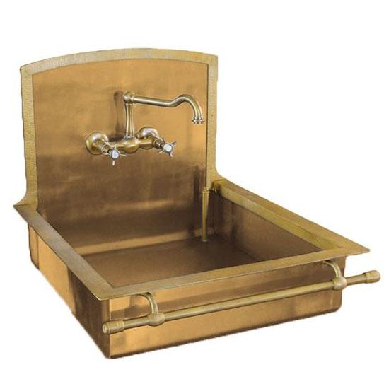 customized italian brass kitchen sinks undermount table basin in the table basin corner basin brass sink