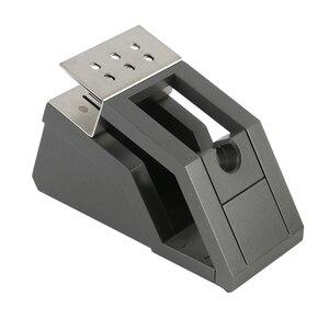 Image 5 - Station de soudure rapide desd de pistolet à Air chaud portatif de Station de reprise de TR1100 200W pour la petite réparation de puce de carte PCB