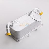 HODEE Oil Cooler For Porsche Panamera 2010 2013 OE:95810727100