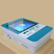 17 19 дюймов настенный ЖК-дисплей сенсорный интерактивный экран платежный терминал цифровая вывеска для гостей управление системный терминал киоск