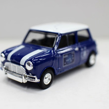 LLEDO Corgi CARS 1/43 Austin Mini Car  Collection Simulation Metal Diecast Model Cars