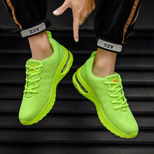Mens Breathable Outdoor Sneakers Men Trainers Lightweight Unisex Sneakers for Women Comfortable Walking Footwear 46 Large Size