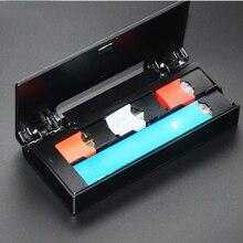 NEW 1200Mah Portable Mini Power Bank Charger Micro Usb fit Juul v2 v3 Vapor Pods Cartridge vape Universal E Cigarette Compatible