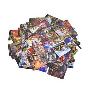 78. Набор подсветки Таро, колода карт для настольных игр для семейного сбора, вечерние игровые карты
