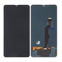 AAA LCD For Huawei Mate 20 X LCD Display Touch Screen Digitizer Assembly + Frame For Huawei Mate20 X Mate 20X LCD Display