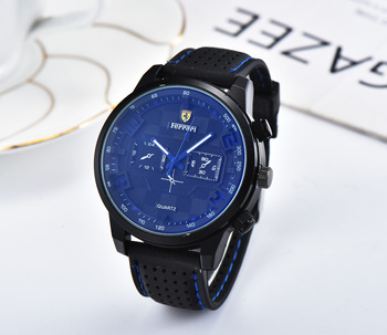 2020 Genuine FERRARI WORLD Top Quality Men's Watches Fashion Watches Luxury Sports Racing Tide Brand Men Women Couple Watches