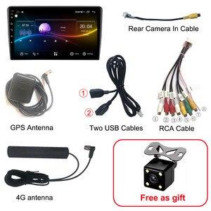 Image 5 - 4G LTE Android 10.1 Cho Xe Ford Focus Exi Ở 2004  2011 Đa Phương Tiện Stereo DVD Xe Hơi Dẫn Đường GPS đài Phát Thanh