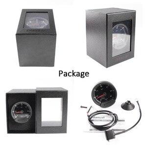Image 4 - GReddi medidor automático de 74mm Sirius Trust, 7 colores, Turbo Boost Volt, temperatura de agua, aceite, presión Turbo RPM, EGT, relación A/F, medidor de combustible