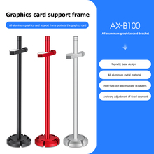 Computer-Case Support-Stand Jack-Bracket Graphics-Card-Holder Video-Card Water-Cooling-Kit