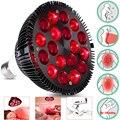 Красный светильник, терапевтическая лампа, 18/54 Вт, светодиодный инфракрасный светильник, терапевтическое устройство 660nm 850nm, инфракрасный к...