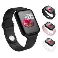 2020 Original SmartWatch Smart Uhr Frauen Mann Nfc Ticwach 2 3 4 stratos 2 3 4 Watchs B57 Amazfit Gtr amazfit Bip Ticwach Pro