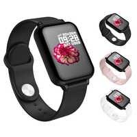 2020 Original SmartWatch Smart Watch Women Man Nfc Ticwach 2 3 4 stratos 2 3 4 Watchs B57 Amazfit Gtr Amazfit Bip Ticwach Pro