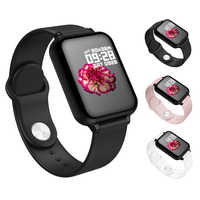 Smart Uhr 2020 Uhr B57 Amazfit Gtr Amazfit Bip Elogio Celular Smart Uhr Ip68 Relogio Digitale Amazfit Rande 2 Ticwatch pro