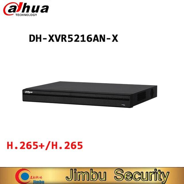 داهوا XVR5216AN X 16 قناة بنتا Brid 1080P مسجل فيديو رقمي البحث الذكي ونظام الفيديو الذكي