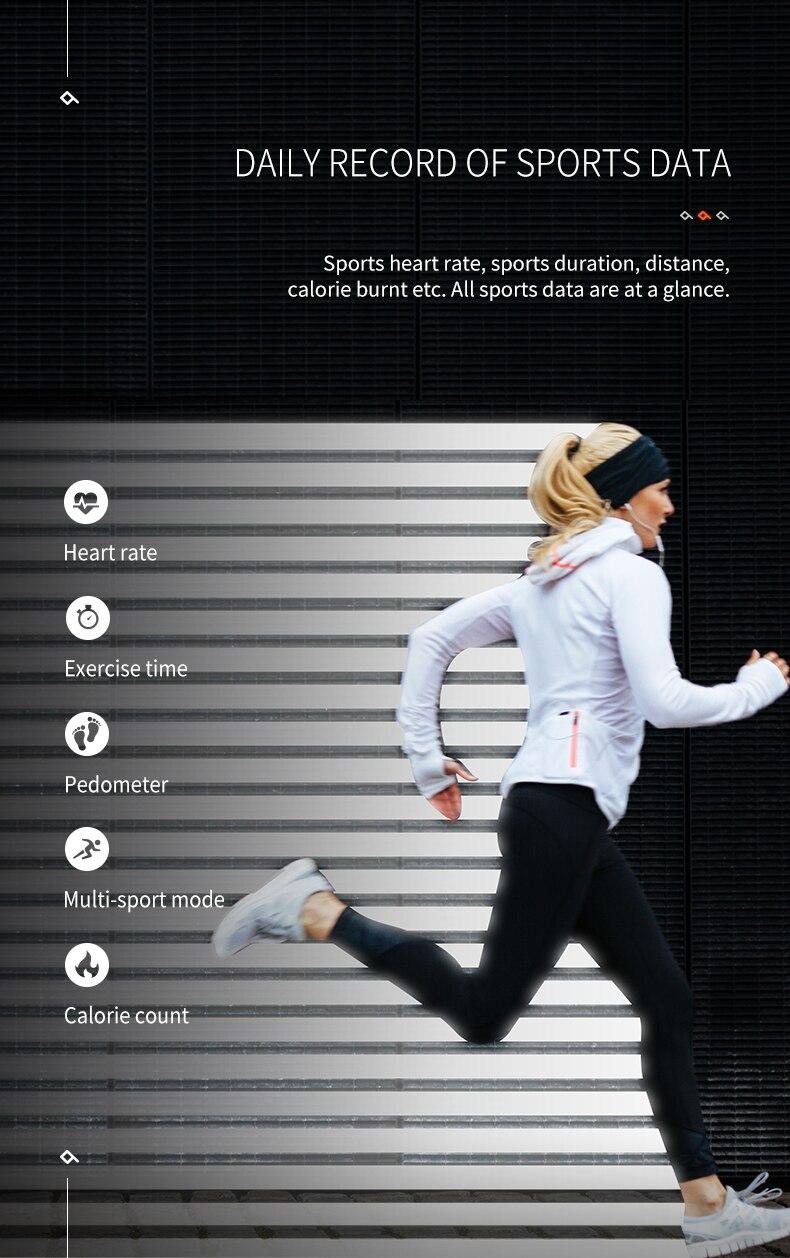 medição da freqüência cardíaca para android ios