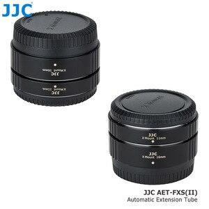 Image 3 - JJC Metal Auto Focus Lens Tube Adapter Ring for Fujifilm XT200 X T4 X A7 XT30 XT20 XA3 XT2 XE3 XA5 XA10 XA20 XH1 XPRO3 XT100
