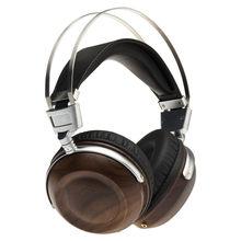C1 monitoramento de alta fidelidade fones 50mm berílio diafragma dinâmico de madeira fone baixo estéreo estúdio monitoramento áudio metal